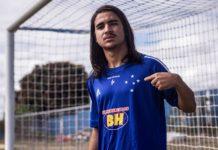 Atacante Riquelmo, do Cruzeiro